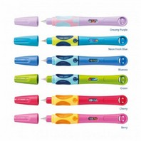 Pelikan griffix 3 Tintenschreiber Linkshänder blau//pink//grün Schreiblernstift